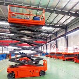 High Strength Movable Scissor Lift Extendable Scissor Lift Small Platform