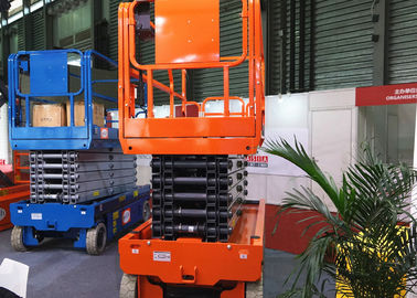 China Aerial Work Mobile Elevated Platform Self Propelled Lifting Platforms Equipment factory