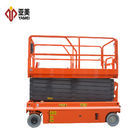 Small Electric Lightweight Scissor Lift Automatic Pothole Guard System